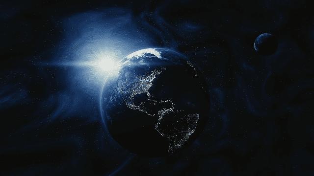 Earth Sun Moon as macrocosm